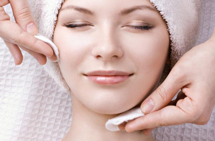 Pulizia del viso: il nostro trattamento