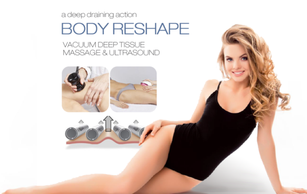 Body Reshape: massaggio endermico