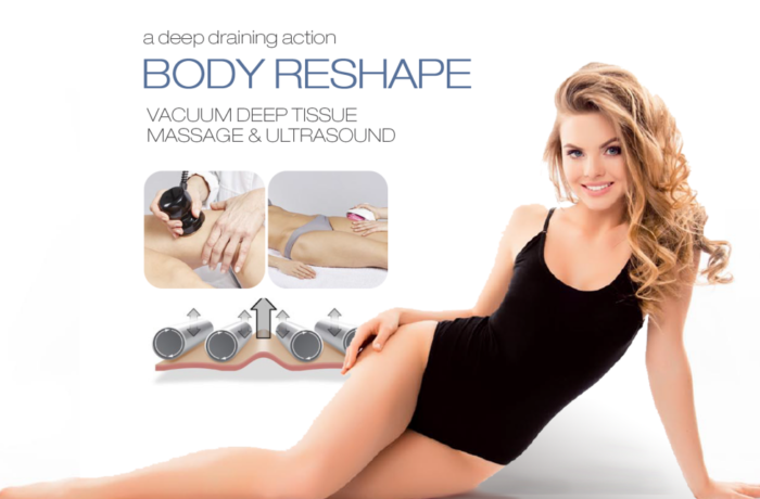 Body Reshape: massaggio endermico