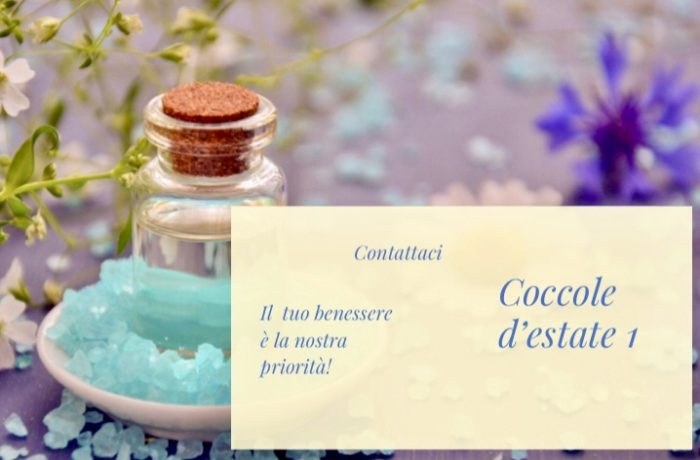Coccole d'estate